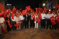 Uşak'ta 15 Temmuz Demokrasi Ve Milli Birlik Günü Etkinlikleri