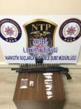 POMPALI TÜFEK - Uyuşturucu Operasyonu Açıklaması 4 Gözaltı