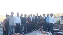 KAPADOKYA - Vali Aktaş, Turizmciler İle Bir Araya Geldi
