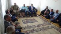 HASAN BASRI GÜZELOĞLU - Vali Güzeloğlu'dan 15 Temmuz Şehitlerinin Ailelerine Ziyaret