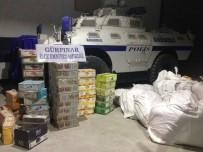 EMNİYET AMİRLİĞİ - Van'da Kaçak Tütün Ele Geçirildi