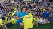MANCHESTER - Villarreal, Enes Ünal'ı Tanıttı
