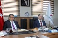 HAYIRSEVERLER - Yalova Üniversitesi'ne 'Kayseri Modeli'