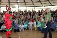 MÜSTESNA - Yaz Kur'an Kursu Öğrencileri, 15 Temmuz Şehitlerini Andı