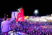 ZEYTİNBURNU BELEDİYESİ - Zeytinburnu, 15 Temmuz Nöbeti'ne Hazır