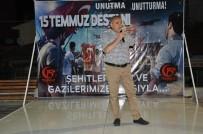 ASKERLİK ŞUBESİ - 15 Temmuz'da Sol Kolunu Kaybeden Üzeyir Civan, O Geceyi Anlattı