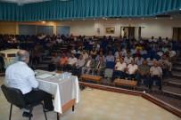 İMAM HATİP ORTAOKULU - 15 Temmuz Destanı Konulu Konferans Verildi