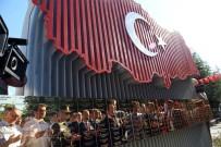 ŞEHMUS GÜNAYDıN - 15 Temmuz Şehitler Anıtı Açıldı