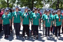 İZCILIK FEDERASYONU - 15  Temmuz Şehitleri Makedonya'da Anıldı