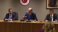 AVRUPA PARLAMENTOSU - '72 Kriterden 65'İni Yerine Getirmiş Olan Türkiye'nin...'