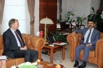 NEVŞEHİR BELEDİYESİ - AB Türkiye Delegasyonu Başkanı Büyükelçi Berger, Nevşehir'de