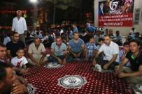 SÜLEYMAN ŞAH - Akçakale 15 Temmuz Şehitlerini Anıyor