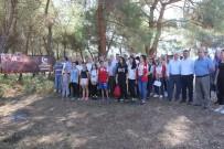 UĞUR AYDEMİR - Akhisar'da 15 Temmuz Şehitleri Hatıra Ormanına Bakım