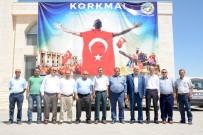 Aksaray'da STK'lardan 15 Temmuz Açıklaması