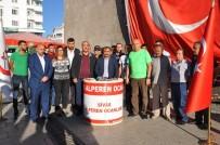 ALPEREN OCAKLARı - Alperen Ocakları Sivas İl Başkanı Çatalçam Açıklaması