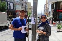 ALZHEIMER - Alzheimer Hastası Turist İstanbul'da Kayboldu