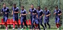 RıZA ÇALıMBAY - Antalyaspor'un Bolu Kampı Bitiyor