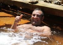MEYDANCıK - Artvin'deki Su Her Derde Deva