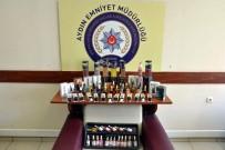 ELEKTRONİK SİGARA - Aydın'da Elektronik Sigara Operasyonu