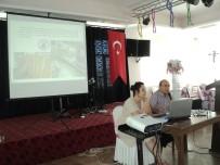 TÜRKIYE FıRıNCıLAR FEDERASYONU - Aydın'da Fırın Çalışanlarının Hijyen Eğitimi Tamamlandı