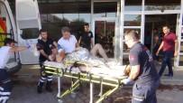 AZEZ - Azez'de Bomba Yüklü Araçla Saldırı Açıklaması 4 Ölü, 7 Yaralı