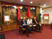 SERBEST TICARET ANLAŞMASı - Bakan  Müezzinoğlu, 7. Türkiye-Vietnam Karma Ekonomik Konseyi Toplantısına Başkanlık Etti