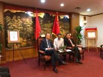 SERBEST TICARET ANLAŞMASı - Bakan Müezzinoğlu Vietnam'da