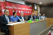 TÜRKIYE İŞVEREN SENDIKALARı KONFEDERASYONU - Bartın'da STK'lar 15 Temmuz'un Yıldönümünde Tek Ses Oldu