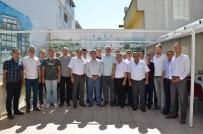 KENTSEL DÖNÜŞÜM PROJESI - Başkan Bakıcı Türk Metal İş Sendikası Yönetici Ve Üyeleri İle Bir Araya Geldi