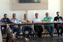 NURULLAH CAHAN - Başkan Cahan Basın Mensuplarıyla Bir Araya Geldi