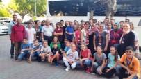 MAKEDONYA - Başkan Eşkinat Makedon Çocukları Ağırladı