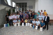 İMAM HATİP LİSESİ - Başkan İHL'li Öğrencileri Ağırladı