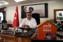KAN KANSERİ - Başkan Kesimoğlu'ndan Lösemi Hastalarına Kumbaralı Destek