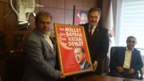 İL GENEL MECLİSİ - Başkan Saylar Ve Teşkilatından Anlamlı Ziyaret