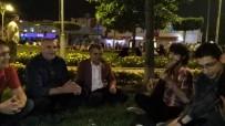 BAĞLAMA - Başkan Zeki Toçoğlu Gençlerle Türkü Söyledi