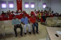 SOSYAL HİZMET - Besni'de Sosyal Hizmet Müdürlüğü Çalışma Alanları Sağlık Çalışanlarına Anlatıldı