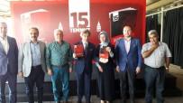 AHMET MISBAH DEMIRCAN - Beyoğlu Belediyesi'nden 15 Temmuz'a Özel İki Önemli Eser