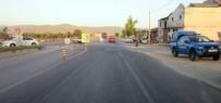 Bigadiç'te Trafik Kazası Açıklaması 3 Yaralı