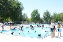 GEZIN - Büyükşehir Belediyesinin Çocuk Yaz Kampı Başladı