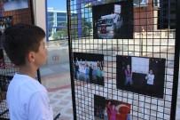 ŞEHİTLERİ ANMA GÜNÜ - Çerkezköy'de 15 Temmuz Sergisi Açıldı