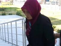 İNFAZ KORUMA - Cezaevine mektup sokmaya çalışan FETÖ sanığının eşi tutuklandı!