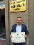 MAZLUM NURLU - CHP'li Nurlu Diplomasına 29 Yıl Sonra Kavuştu