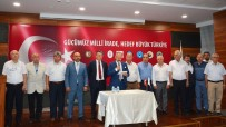 KARDEŞ KAVGASI - Çorlu'daki Sivil Toplum Kuruluşları 15 Temmuz İçin Tek Ses Oldu
