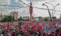 MİMAR SİNAN - Çorum Belediyesi Vatandaşları Demokrasi Nöbetlerine Ücretsiz Taşıyacak