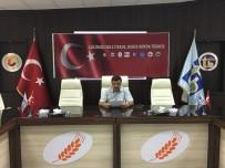ALI BEKTAŞ - Çorum Ticaret Borsası Başkanı Ali Bektaş;