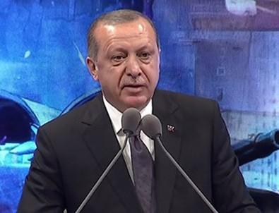 Cumhurbaşkanı Erdoğan: Kürek değil bu yürek