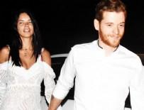 DENİZ SEKİ - Deniz Seki ve Adriana Lima sarmaş dolaş
