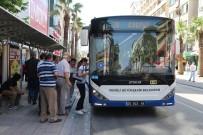 KARAHASANLı - Denizli'de 15 Ve 16 Temmuz'da Ulaşım Ücretsiz