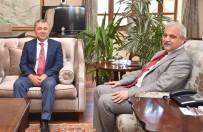 RAMAZAN BAYRAMı - DSİ'nin Yeni Bölge Müdürü Projelerini Anlattı