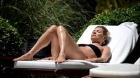 BOTOKS - Dünyaca Ünlü Model Kate Moss Bodrum'da Güzelleşiyor